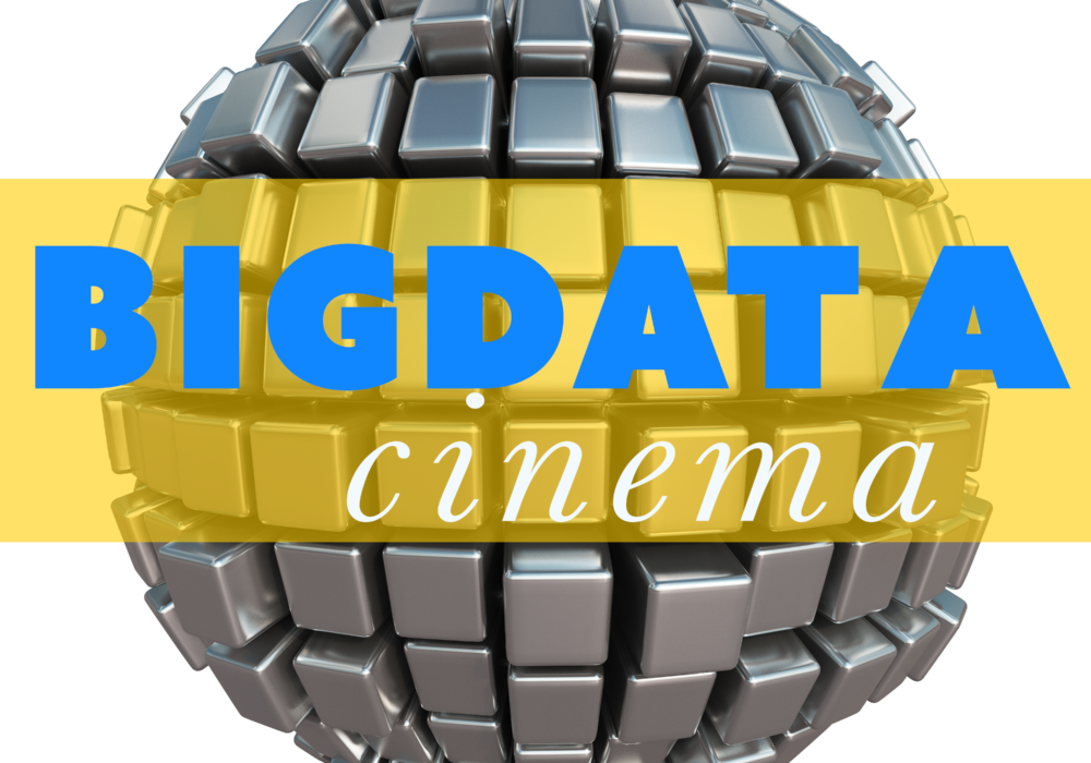 Film it in post! How big data will transform cinema production