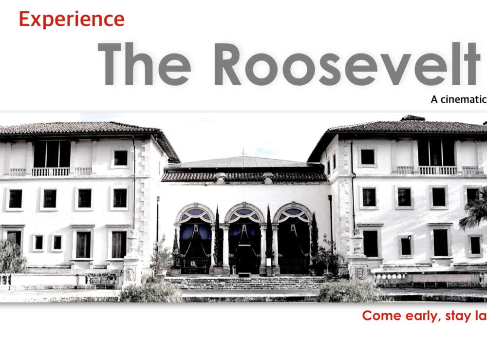 The Roosevelt: An emergent narrative case study